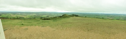 View from the Wrekin towards the Shropshire Hills 2
